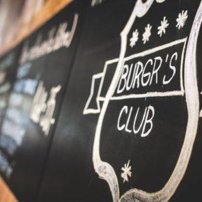 Gourmet Jižní Morava - bistra jižní Morava - Burgr's Club Lednice