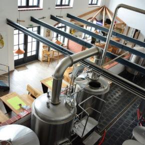 Gourmet Jižní Morava - pivnice a pivovary jižní Morava - Hasičský pivovar U Tesařů Bítov