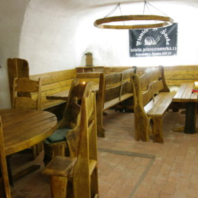 Gourmet Jižní Morava - pivnice a pivovary jižní Morava - Pivnice U Šneka Znojmo