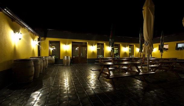 Obrázek restaurace